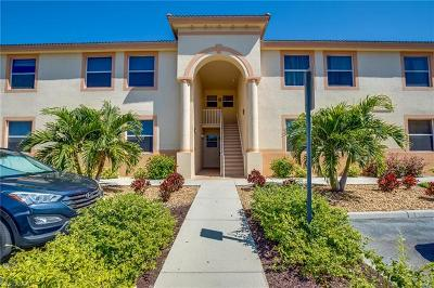 Fort Myers Condo/Townhouse For Sale: 15441 Bellamar Cir #1113