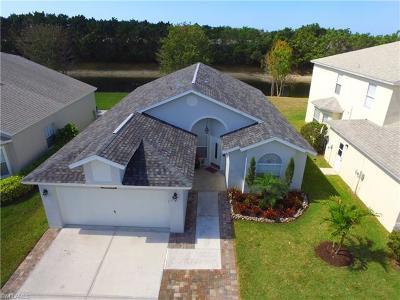 Estero Single Family Home For Sale: 21604 Windham Run