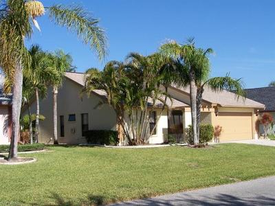 Fort Myers Single Family Home For Sale: 16794 Coriander Ln