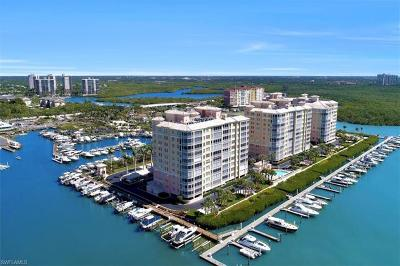 Naples Condo/Townhouse For Sale: 445 Dockside Dr #404