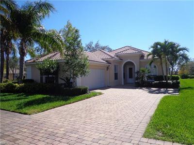 Bonita Springs Single Family Home For Sale: 28371 Nautica Ln