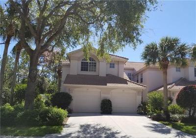 Bonita Springs Condo/Townhouse For Sale: 4520 Riverwatch Dr #101