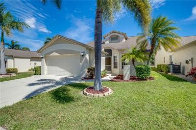 Bonita Springs Single Family Home For Sale: 25166 Golf Lake Cir