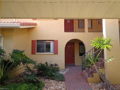 Bonita Springs Condo/Townhouse For Sale: 9895 Citadel Ln #107