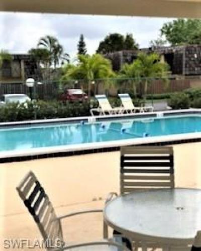 Fort Myers Condo/Townhouse For Sale: 1705 Park Meadows Dr #3