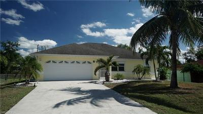 Bonita Springs Single Family Home For Sale: 27565 Baretta Dr