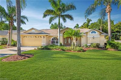 Fort Myers Single Family Home For Sale: 8849 Banyan Cove Cir