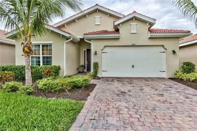 Fort Myers Single Family Home For Sale: 3849 King Williams St