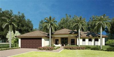 Bonita Springs Single Family Home For Sale: 11611 Pin Oak Dr
