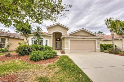 Fort Myers Single Family Home For Sale: 9754 Blue Stone Cir