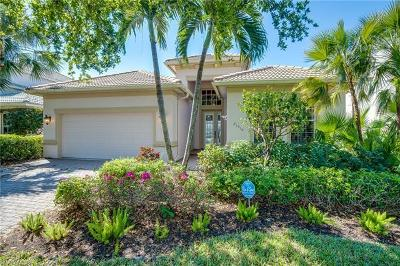 Estero Single Family Home For Sale: 21910 Longleaf Trail Dr