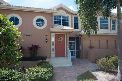 Bonita Springs Condo/Townhouse For Sale: 28060 Cavendish Ct #2510