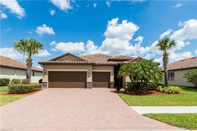 Naples Single Family Home For Sale: 3961 Treasure Cove Cir