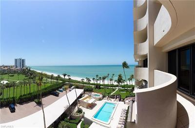 Naples Condo/Townhouse For Sale: 4001 N Gulf Shore Blvd #603