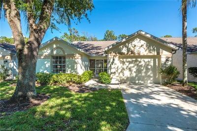 Bonita Springs Single Family Home For Sale: 25201 Fairway Dunes Ct