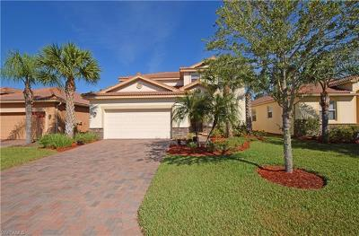 Estero Single Family Home For Sale: 21112 Bella Terra Blvd