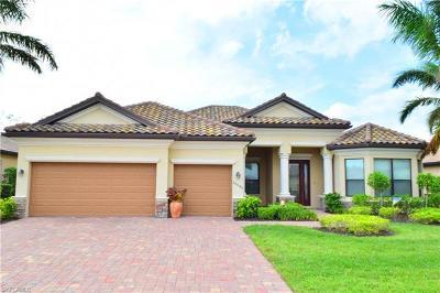 Estero Single Family Home For Sale: 20086 Eagle Stone Dr