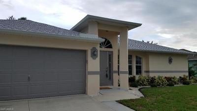Bonita Springs Single Family Home For Sale: 11610 Red Hibiscus Dr