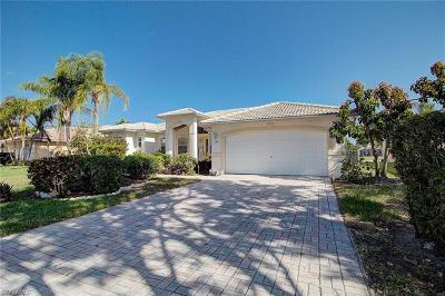 Naples Single Family Home For Sale: 3499 Ocean Bluff Ct