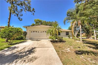 Fort Myers Single Family Home For Sale: 6250 Key Biscayne Blvd