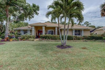 Bonita Springs Single Family Home For Sale: 3490 Cassia Ct
