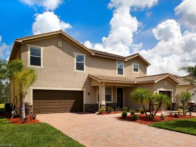 Estero Single Family Home For Sale: 21437 Bella Terra Blvd