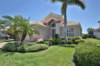 Miromar Lakes Single Family Home For Sale: 17960 Modena Rd