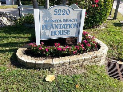 Bonita Springs Condo/Townhouse For Sale: 5220 Bonita Beach Rd #104
