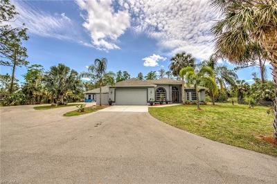 Naples Single Family Home For Sale: 130 NW 18th Ave