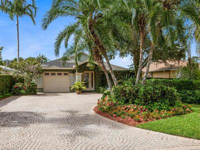 Naples Single Family Home For Sale: 566 N 108th Ave