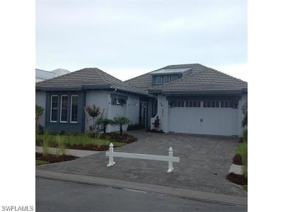 Naples Single Family Home For Sale: 4986 Andros Dr