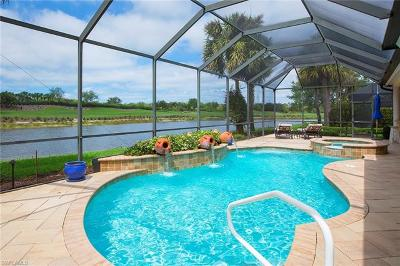 Estero Single Family Home For Sale: 22330 Kenwood Isle Dr