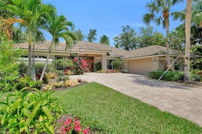 Bonita Springs Single Family Home For Sale: 3780 Catbrier Ct