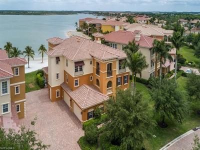Miromar Lakes Condo/Townhouse For Sale: 17781 Via Bella Acqua Ct #1001