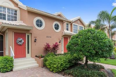 Bonita Springs Condo/Townhouse For Sale: 28076 Cavendish Ct #2109