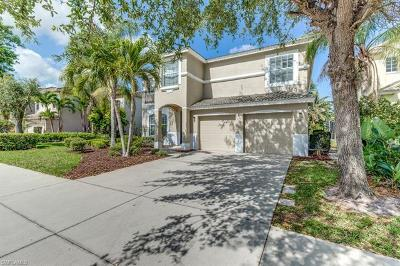 Naples Single Family Home For Sale: 8299 Laurel Lakes Blvd