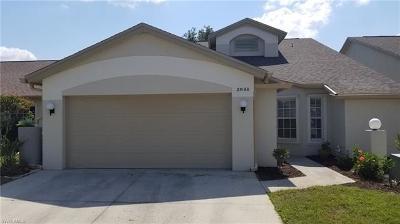Bonita Springs Single Family Home For Sale: 25160 Golf Lake Cir
