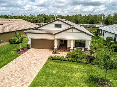 Estero Single Family Home For Sale: 20134 Corkscrew Shores Blvd