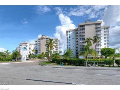 Bonita Springs Condo/Townhouse For Sale: 5700 Bonita Beach Rd #3804