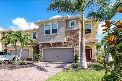 Bonita Springs Condo/Townhouse For Sale: 10852 Alvara Way