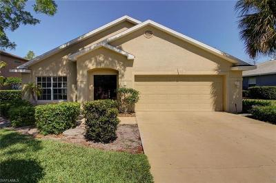 Fort Myers Single Family Home For Sale: 8912 Cypress Preserve Pl