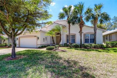 Estero Single Family Home For Sale: 20356 Foxworth Cir