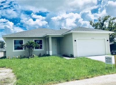 Bonita Springs Single Family Home For Sale: 27101 Morgan Rd