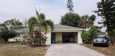 Fort Myers Single Family Home For Sale: 19069 Coconut Rd