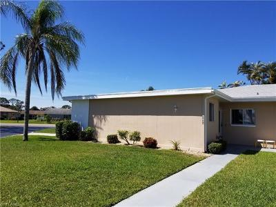 Fort Myers Single Family Home For Sale: 8500 Dominican Ct