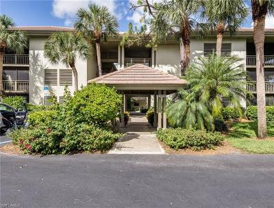 Bonita Springs Condo/Townhouse For Sale: 3651 Wild Pines Dr #106