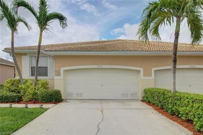 Fort Myers Single Family Home For Sale: 8990 Baytowne Loop