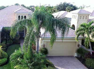 Estero Single Family Home For Sale: 20012 Saraceno Dr