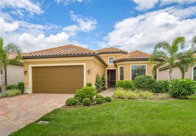 Bonita Springs Single Family Home For Sale: 9247 Isla Bella Cir