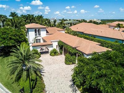 Miromar Lakes Single Family Home For Sale: 18140 Via Portofino Way